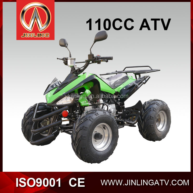 Jinling mini cvt automatic kids cheap atv quad for sale