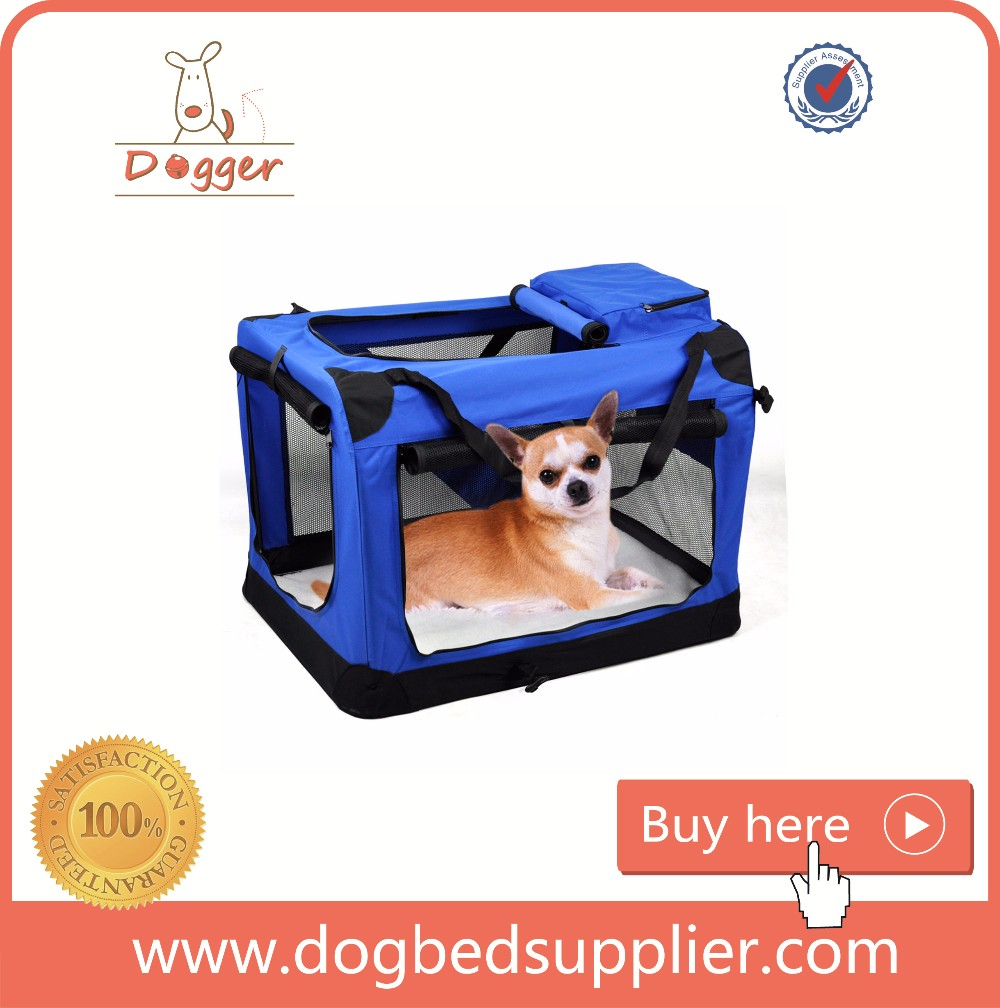 Portable Extra Large Pet Dog Soft Carrier Crate