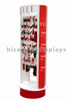 Quality Rotating 2-Way Flooring Hair Accessories Clip Display, Hair Band Hair Rope Display Stand