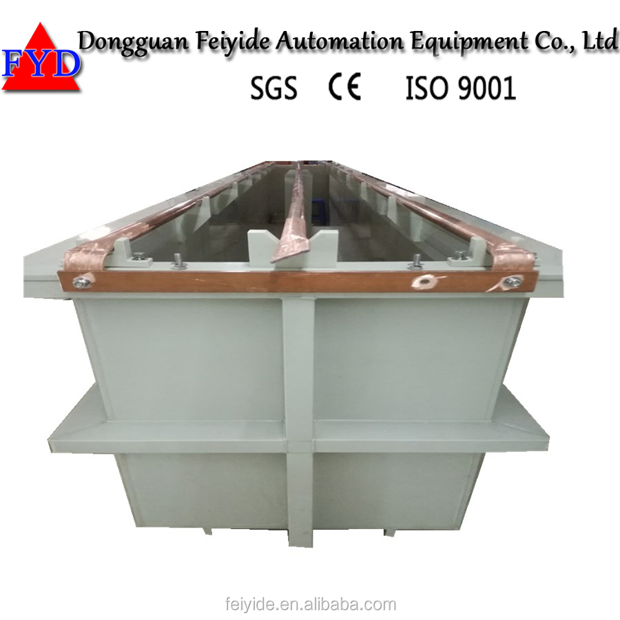 Feiyide Zinc Electroplating Tank/Bath Chemical Container