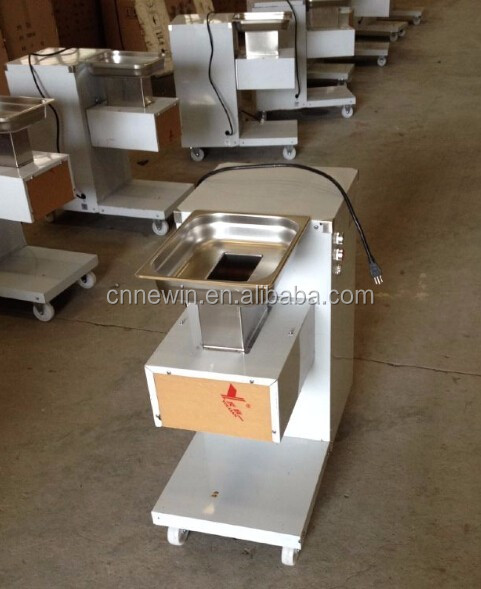 Fresh Chicken Meat Strip cutting machine Price