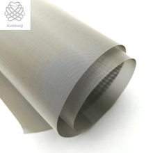 50 65 70 78 80 100 Micron 304 316 Stainless Steel Wire Mesh Screen