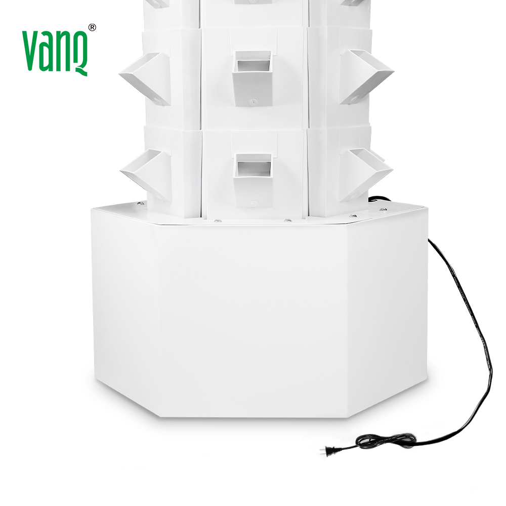 Commercial Artificial Automated Vertical Hydroponic Growing Systems Farming Indoor Plant Grow Tower