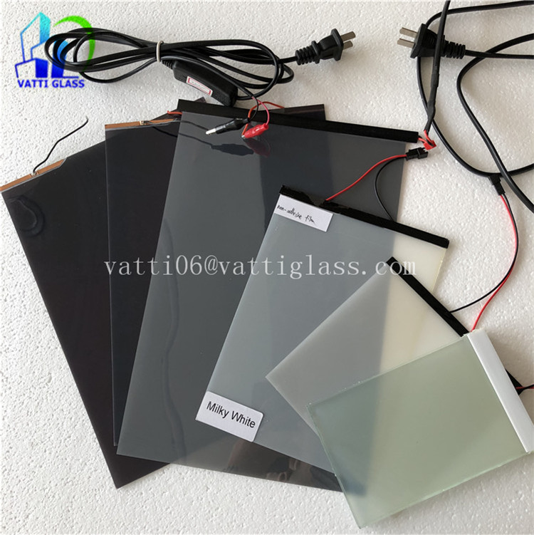 Cheap PDLC Film Glass/lcd switchable privacy glass/Smart Glass Prices