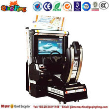 Double player Initial D arade stage initial d 4 arcade machine