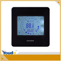 Best Quality Modern Touch Screen Heat Pump Thermostat