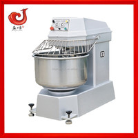 double speed commercial dough kneading machine for bakery use