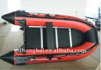 ce 3m infaltable boat flood life boat small fishing boat