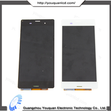 2015 Made in China Fashionable Promotion lcd + digitizer for sony xperia z3