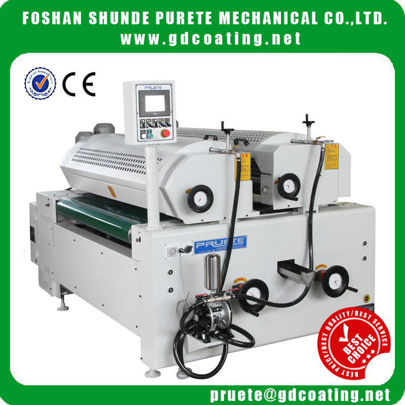 Small Wood /Particle/MDF UV Coating Machine