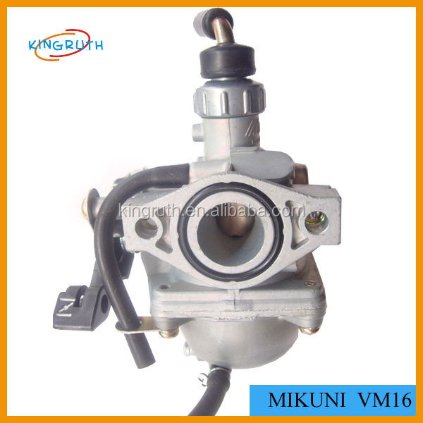 High performance motorcycle parts mikuni VM 16 small engine carburetor Made in China