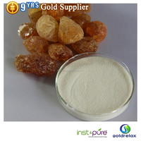 Arabic gum used in nutraceutical and human medicine