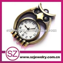 Newest custom popular teenager vintage no cover eagle fashion pocket watches