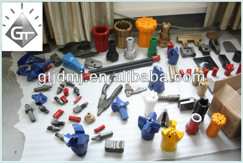 Chinese cheap blue rock water drill bit