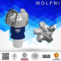 API standard oil pdc drill biTS /bore well drilling machine price