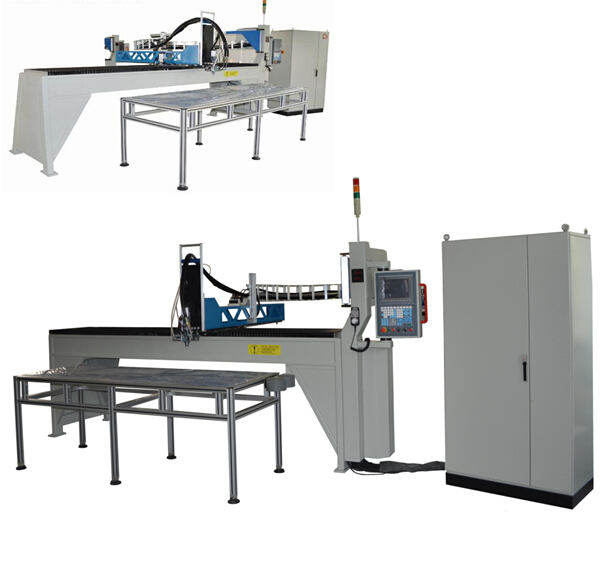 FIPFG PU machine for sealing gasket