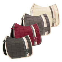 Polycotton square quilted Dressage Saddle Pad