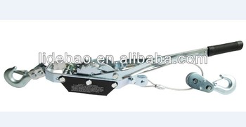 2 TON hand winch cable puller