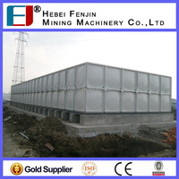 Assembled FRP SMC Water Tank With 5000 Gallon