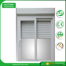 Factory price Anti thief and heat insulation PVC roll shutter window