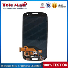Original LCD for Samsung i9300 Galaxy S3 LCD with Digitizer , LCD S3 I9300, For Samsung Galaxy S3 i9300 i747 i535 t999 LCD