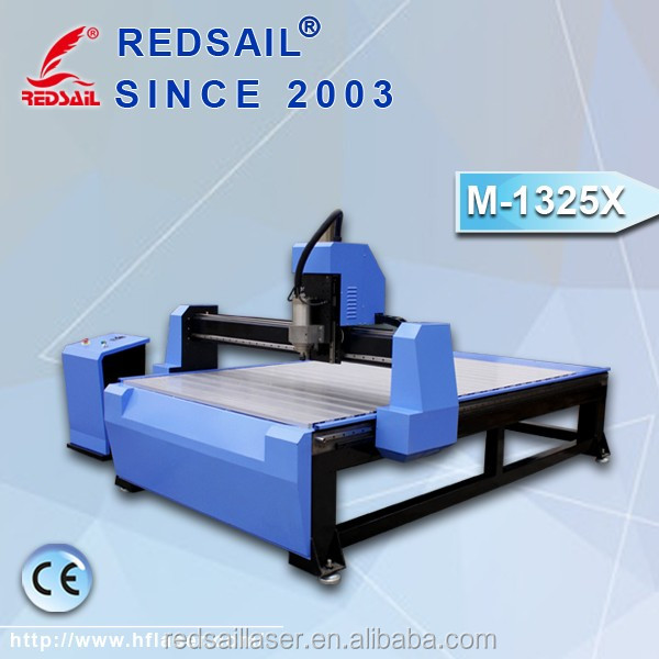 Redsail 3KW Spindle M-1325 CNC Wood Furniture Carving Making Router Machine