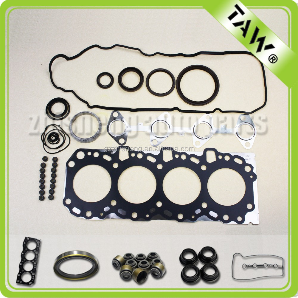 04111-30030 for TOYOTA HILUX HIACE diesel engine 2KD Complete/Full gasket set/overhaul gasket kit