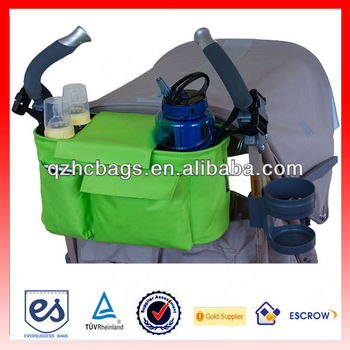 2014 New Green Baby Diaper Bag for Stroller (ESC-DB017)