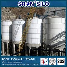 SRON Portable Cement Silos, with Over 3000 Units Silo Under Use Till Now