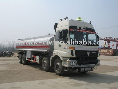 25000 L 8*4 fuel tanker,oil filling truck