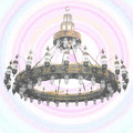 Arabic Mosque Big chandeliers&pendant lights