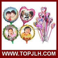 Personalized Photo Print Balloons DIY kit 18cm A4 paper diy inkjet balloon
