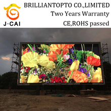 full color SMD p6 outdoor led moving panel led display board for video advertising