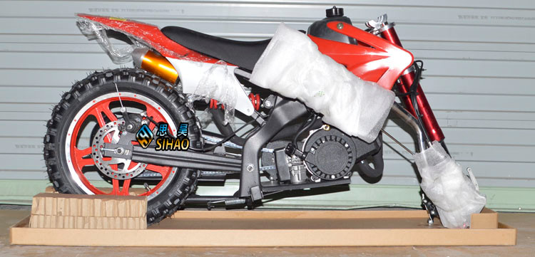 New Model 49cc Dirt Dike with 2 stroke Pocket dirt bike