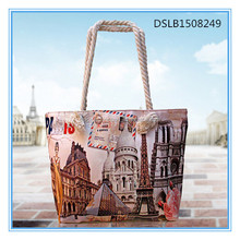 Top quality wholesale cheap china fabric reusable foldable shopping bag