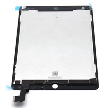 9.7 inch Black LCD Screen Digitizer Assembly For iPad 6th Gen Air 2 Repair Part USA