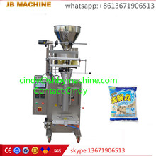 2017 Chinese economic price automatic frozen meat balls/ dumplings bag packing machine
