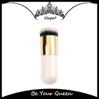 Cute Fat Kabuki Style Foundation Brush For Makeup