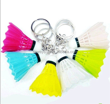 badminton keychain for sports