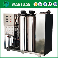Reverse osmosis water purity machine/drinking water filter plant/pharmaceutical vaccine injection water system