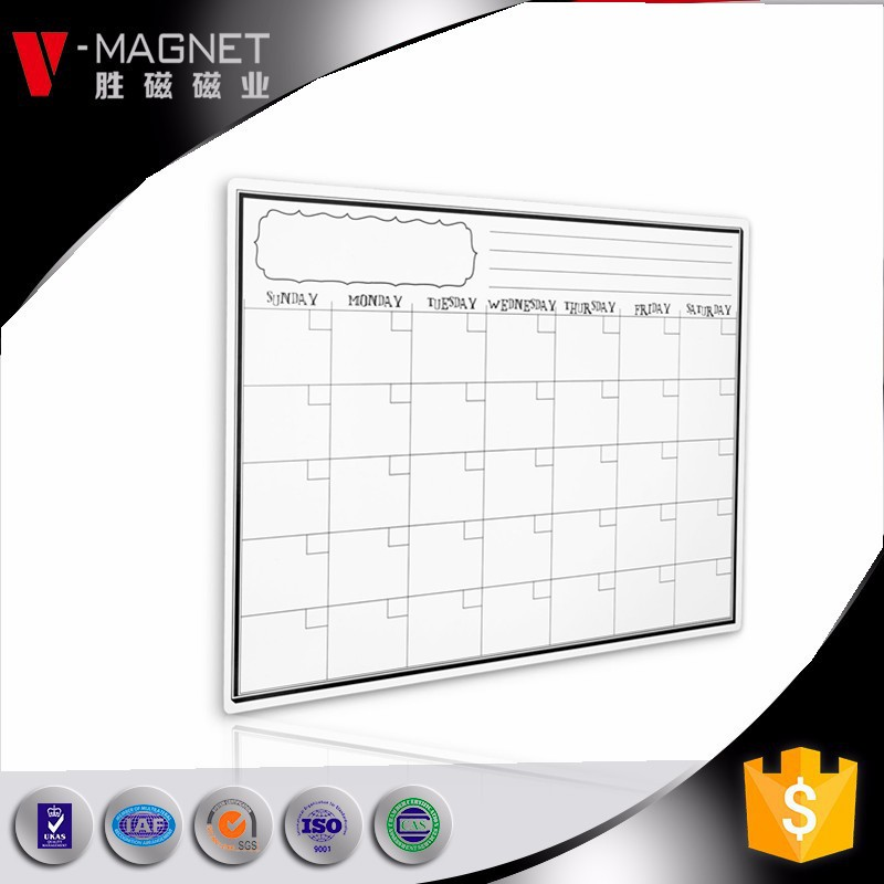 17*12 magnetic decorative magnet board
