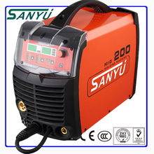 Sanyu inverter Mig welding machine portable, orbital welding machine