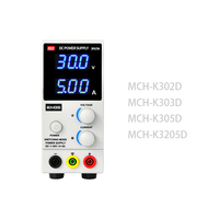 0-30V 0-2A Adjustable Digital Display DC Power Supply Switching Power Source AC110/220V Input Tool
