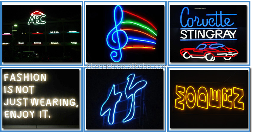 8.5*17mm Ultra Thin led neon flex light