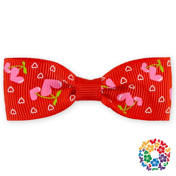wholesale cheap valentine decoration boutique gift bowknot colorful ribbon bowknot