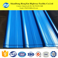 SGCC China factory prepainted corrugated galvanized steel roofing sheets