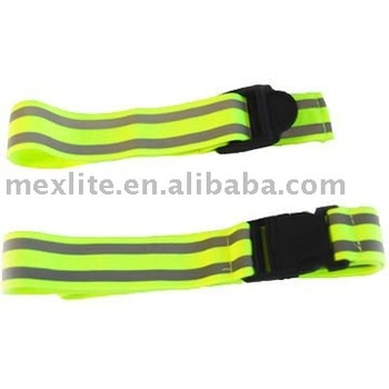 Adjustable Reflective Arm Strap