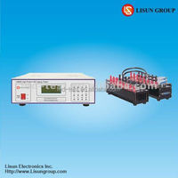 Lisun LS600 High Power LED Aging Tester has constant current drive and impact pulse drive Two drive methods available