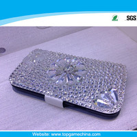 Rhinestone cell phone cases for samsung galaxy s3 9300