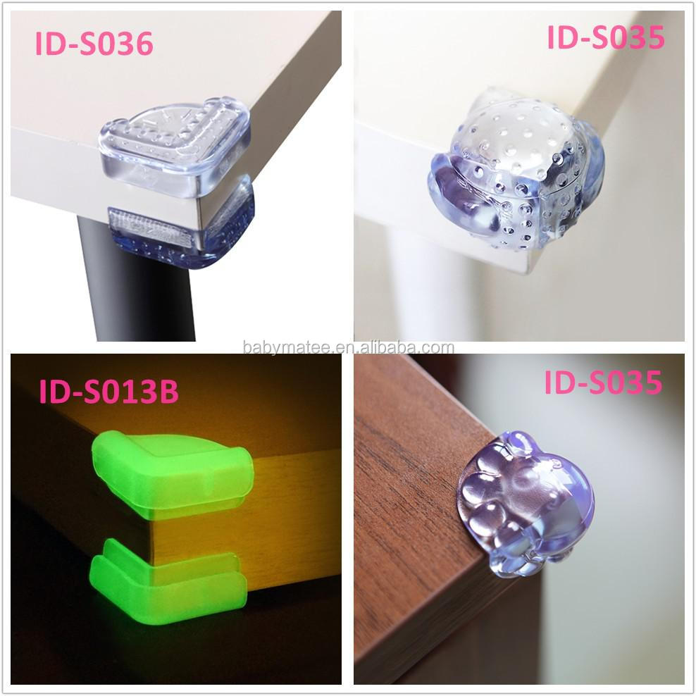 Babymatee soft glass table corner protect edge guards or lovely DIY table corner protector certificate protector